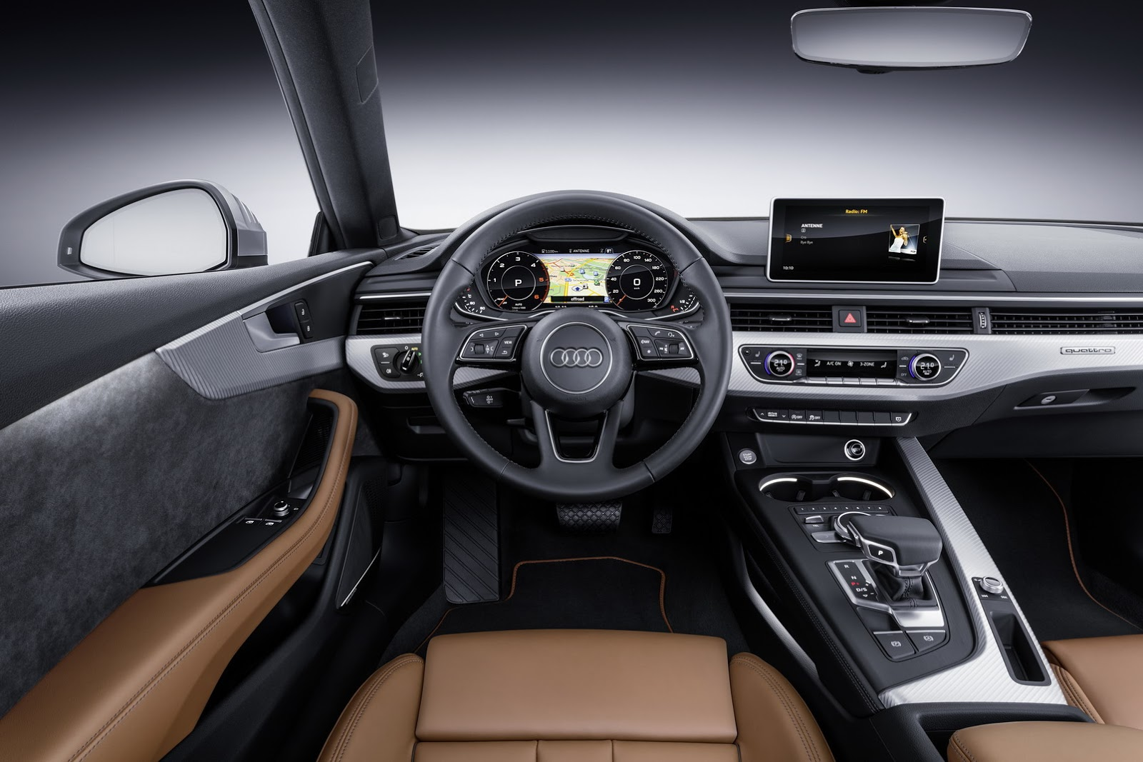 2017 Audi A5 Coupe Has Clic Proportions And 286 Hp 3 0 Tdi