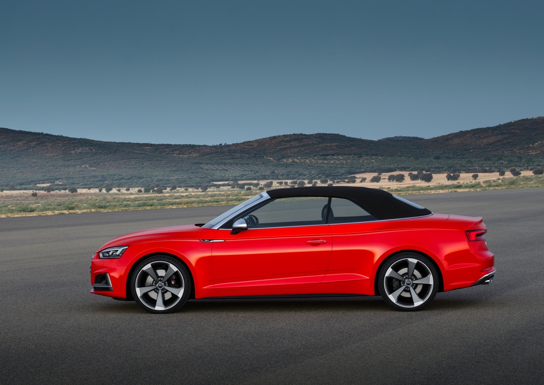 2018 Audi RS5 Cabriolet Rendered - autoevolution