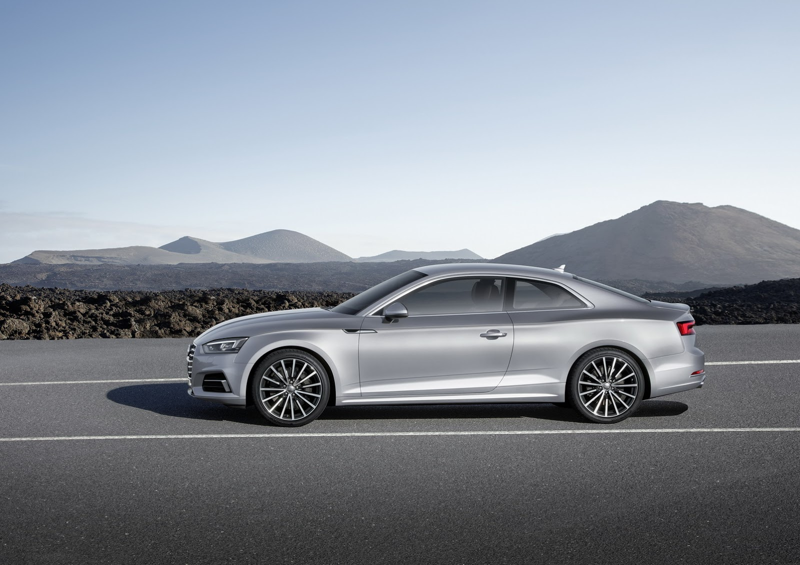 2017 Audi A5 Coupe Has Classic Proportions and 286 HP 30 TDI