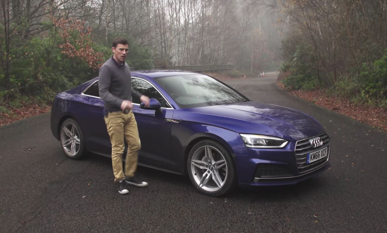 2017 Audi A5 Coupe Uk Review Says Some Mean Things About The Ride And Handling