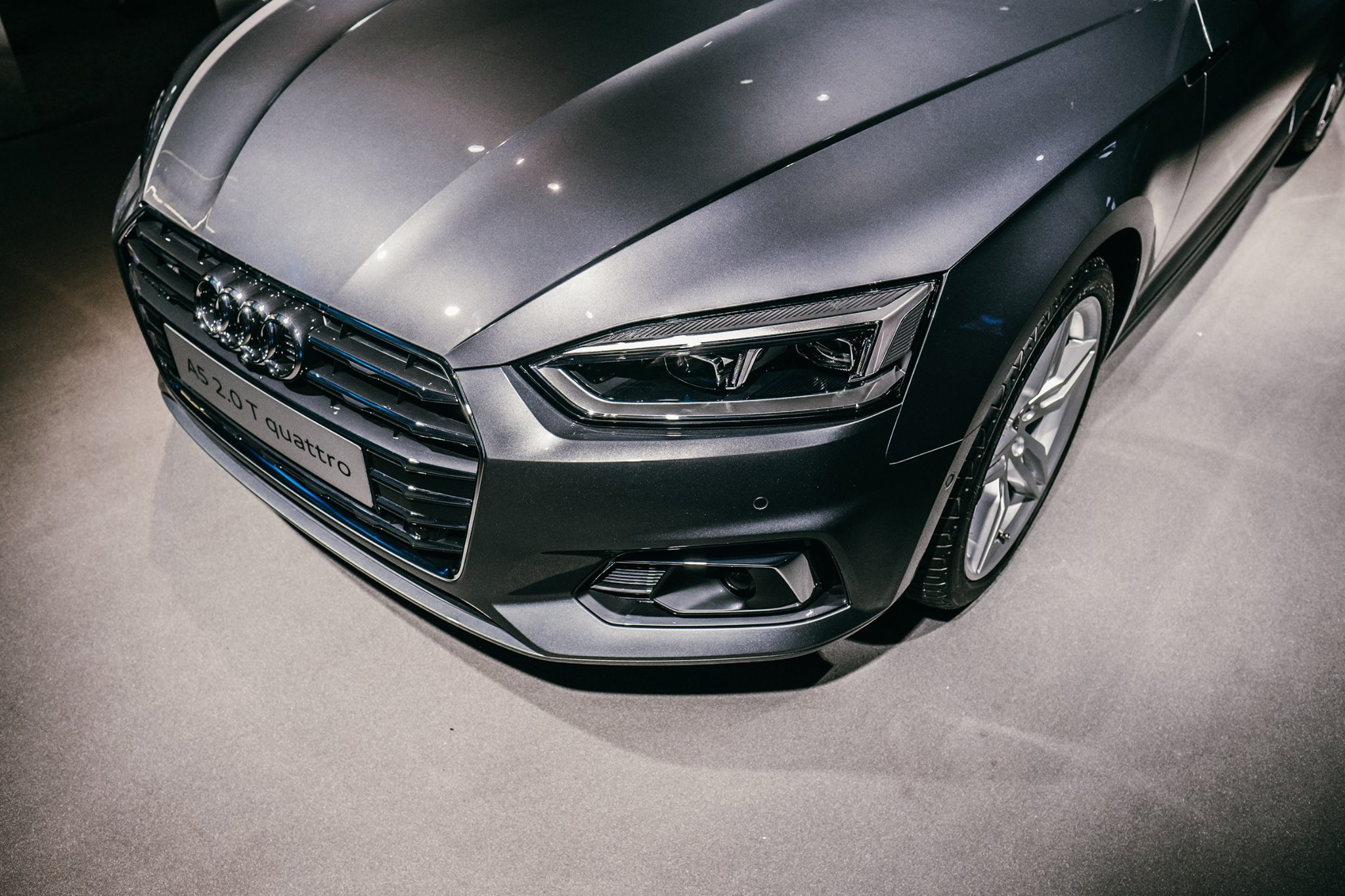 2017 audi s5 coupe and s4 sedan subjected to acceleration. Black Bedroom Furniture Sets. Home Design Ideas