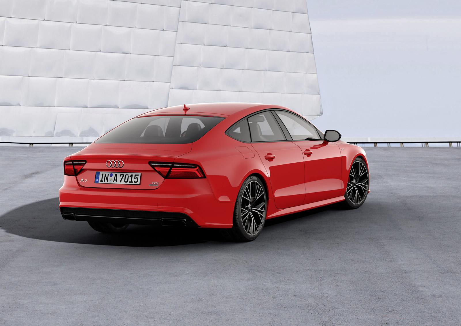 2017 Audi A6 And A7 Competition Coming To The Us With 340