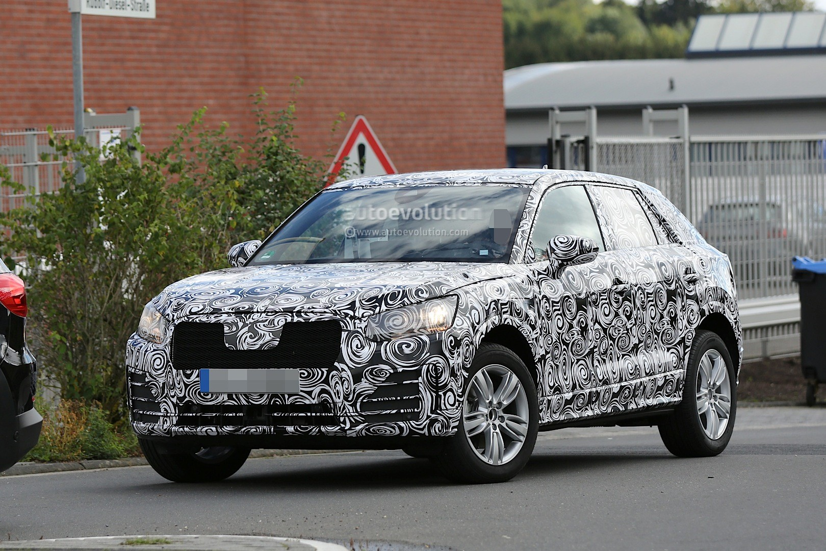 2017 Audi Q2 Baby SUV ...