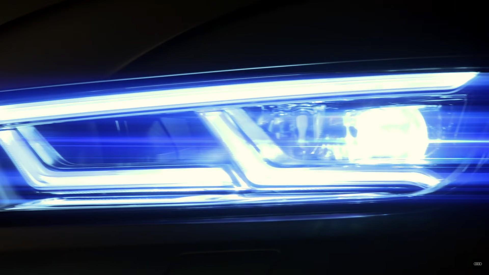2017 Audi Q5 Shows Matrix LED Headlights and Huge Trunk - autoevolution