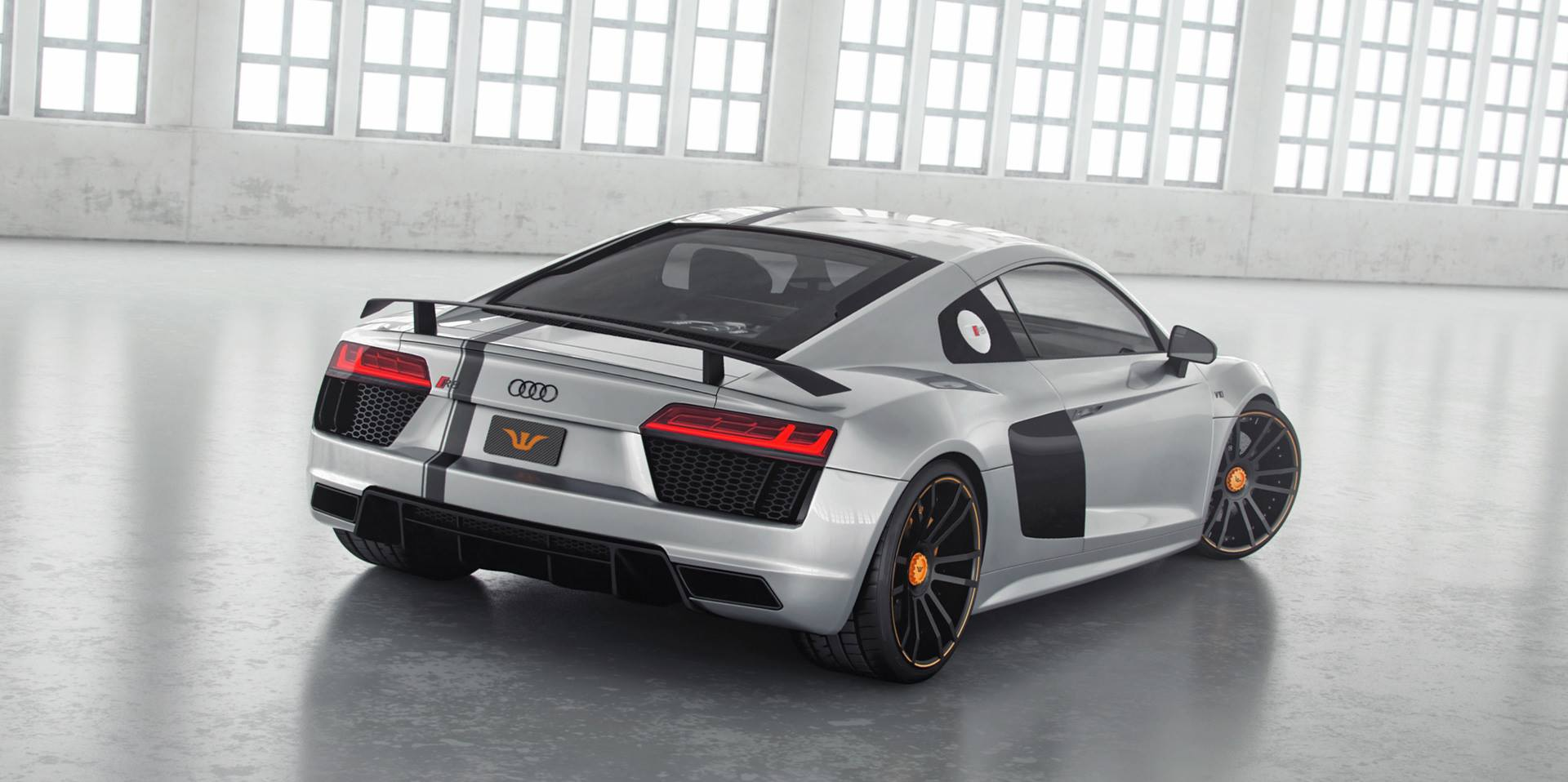 2017 Audi R8 by Wheelsandmore Has 850 HP and Looks Decent - photo ...