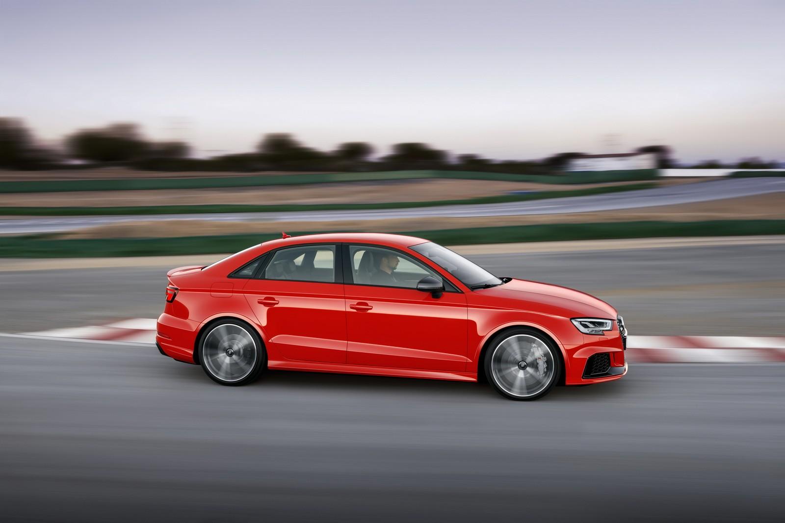 ... 2017 Audi RS3 Sedan / Limousine ...