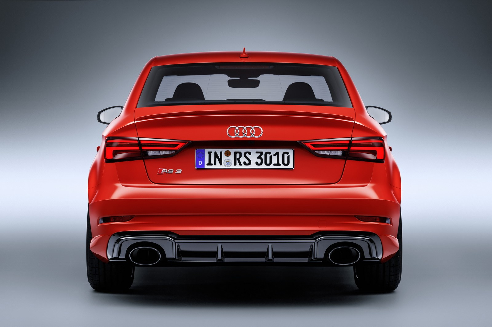 2017 Audi RS3 Sedan Finally Revealed and It's the Best Small RS Ever - autoevolution