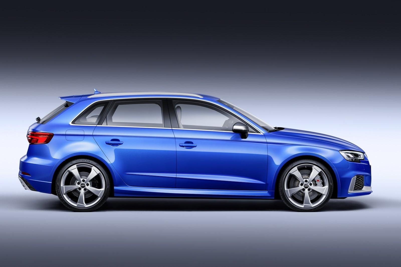 Should Audi Build an RS3 Cabriolet autoevolution