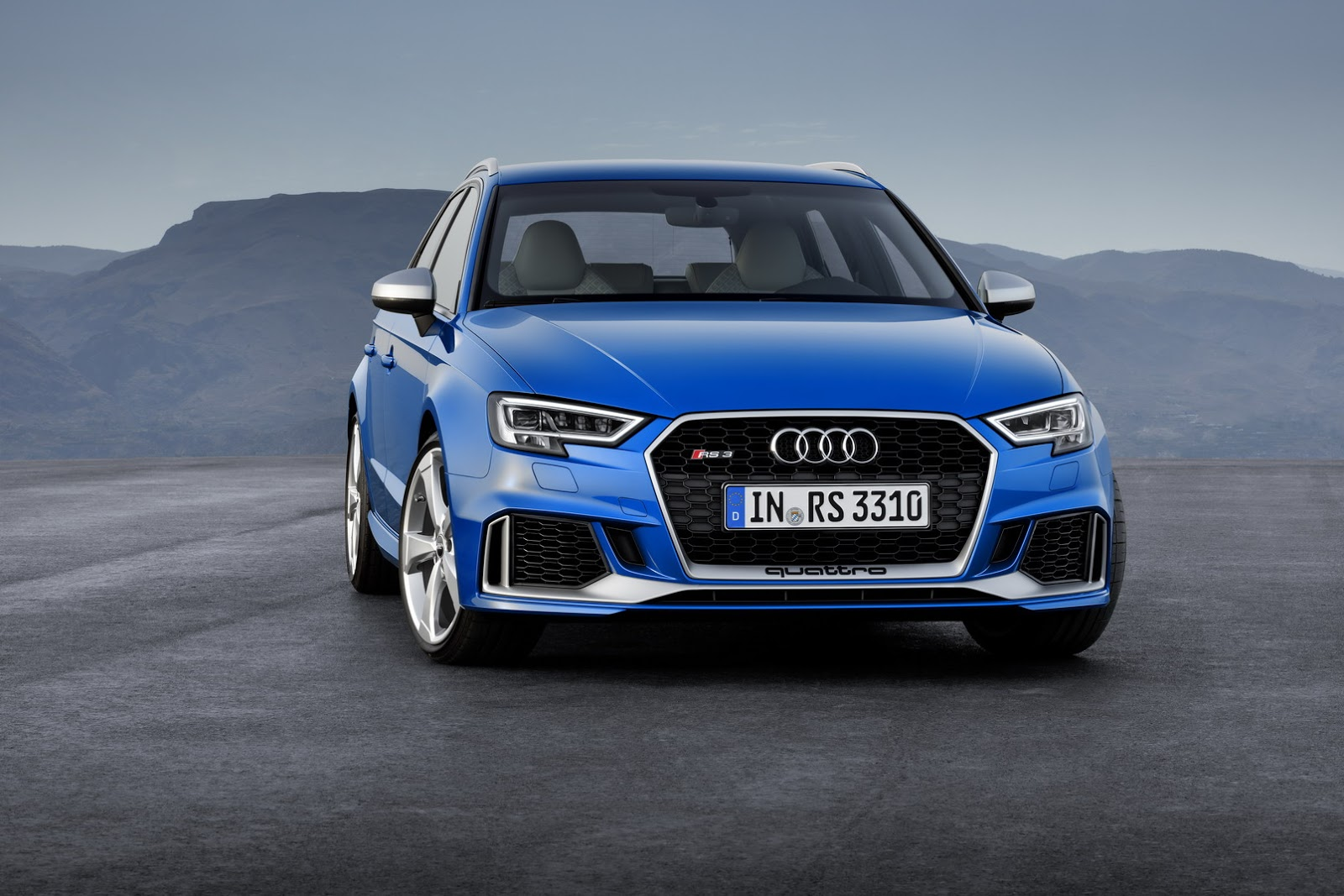 2017 audi rs3 sportback revealed has same 400 hp engine. Black Bedroom Furniture Sets. Home Design Ideas