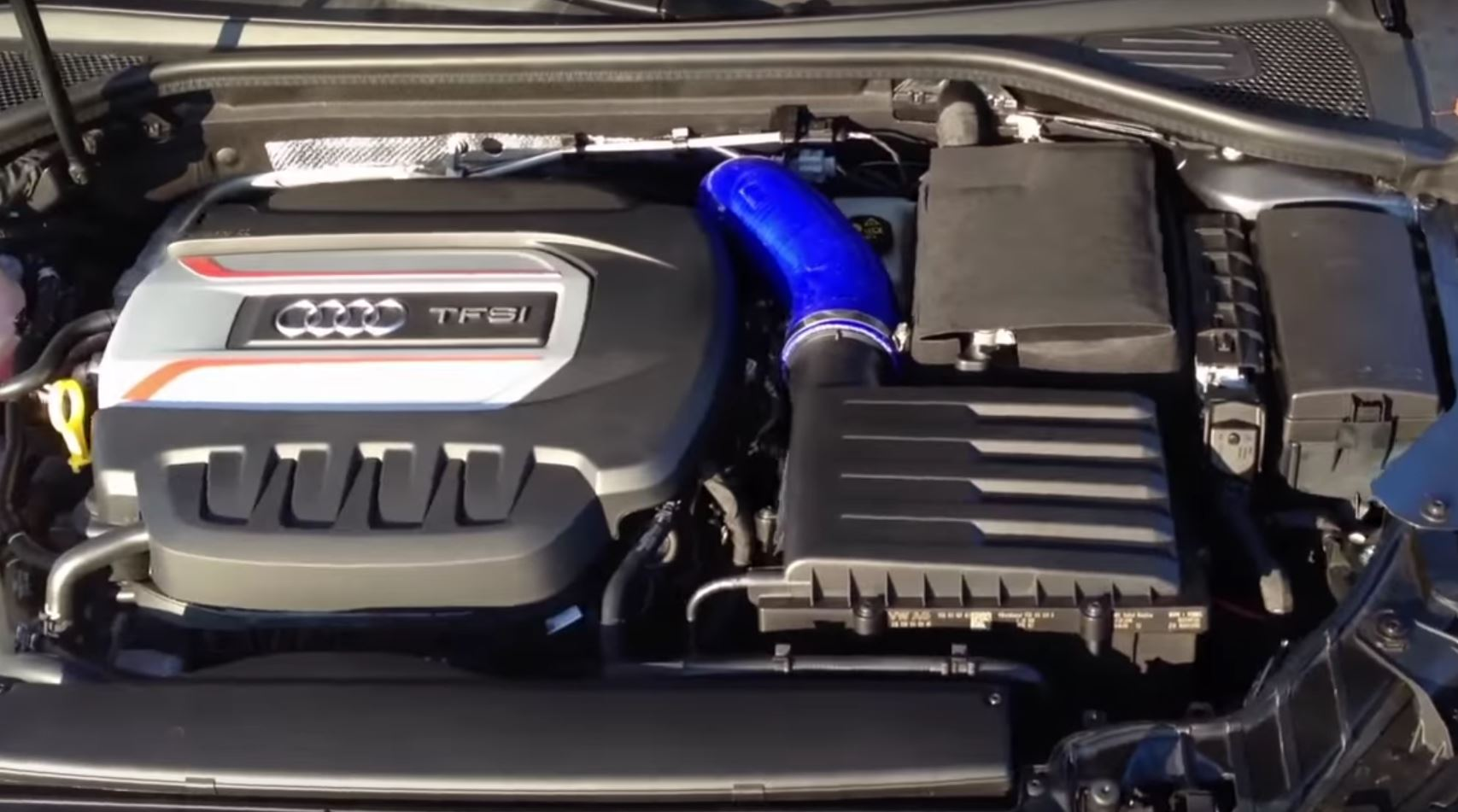 Audi S With HP By HGP Turbo Is SupercarFast Autoevolution - Audi s3 engine