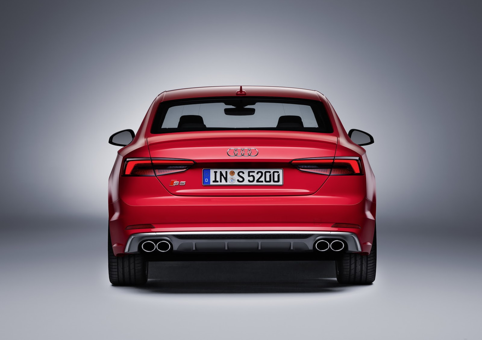 2017 audi s5 coupe debuts with 354 hp turbocharged v6. Black Bedroom Furniture Sets. Home Design Ideas