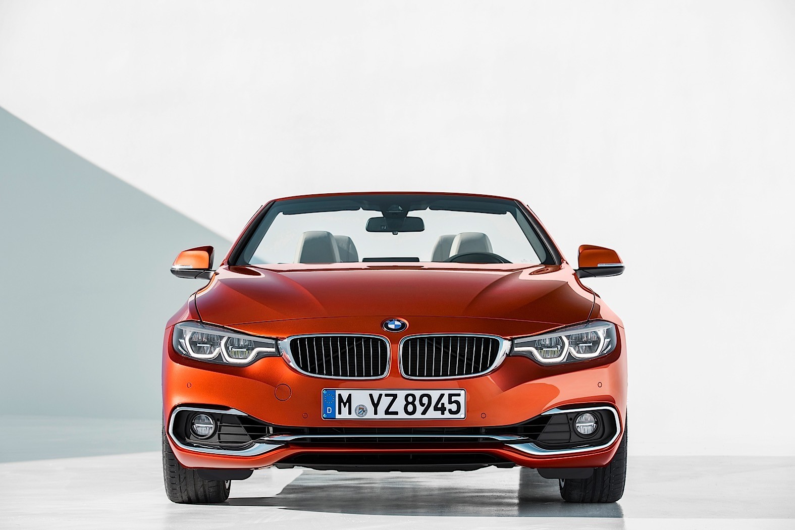 2017 bmw 4 series lci is unveiled looks almost identical. Black Bedroom Furniture Sets. Home Design Ideas