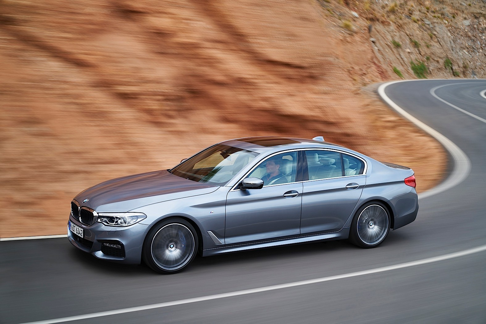 2017 BMW 5 Series Price Announced in Germany, 520d Starts