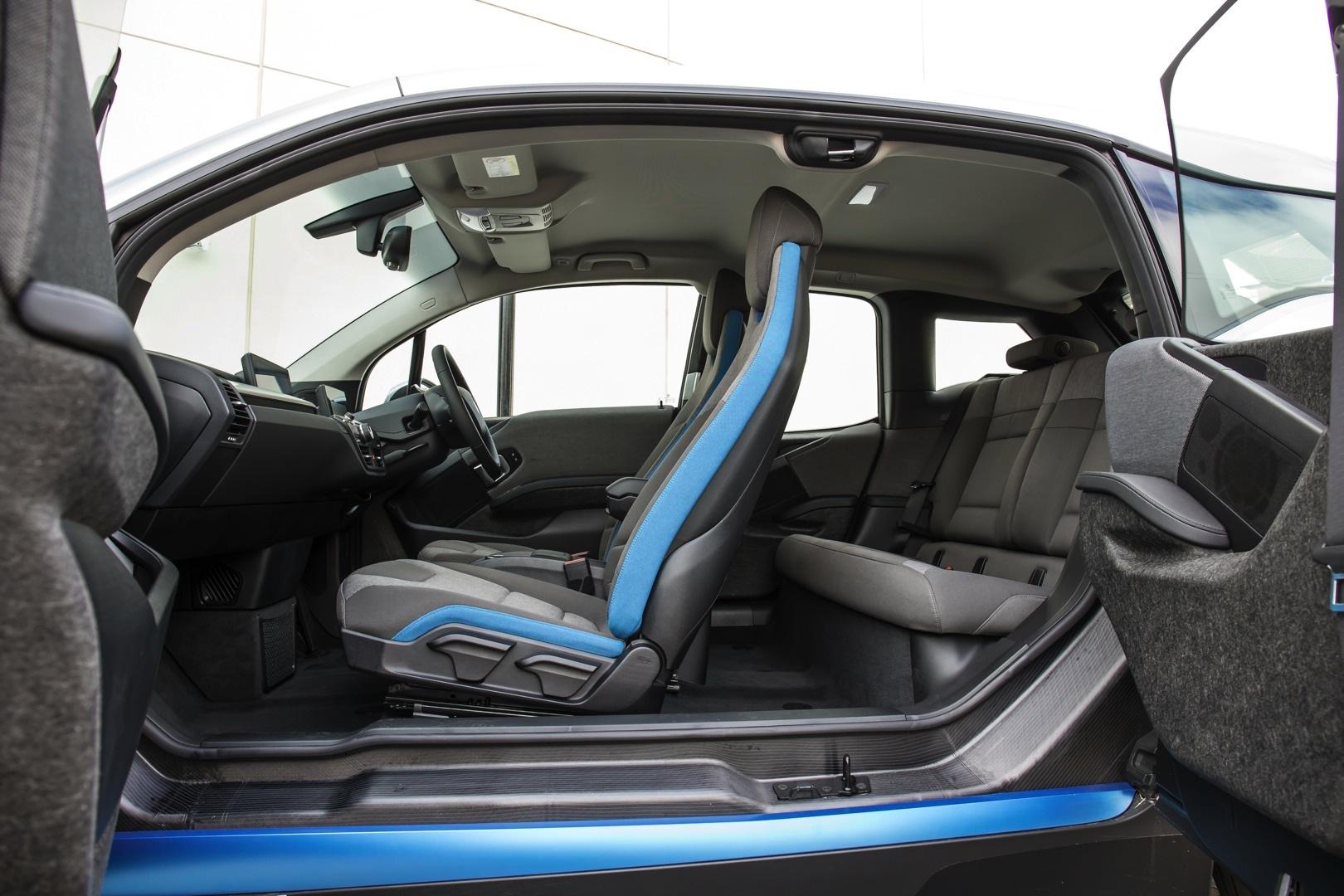 Lithium Ion Car Battery >> 2017 BMW i3 Promises 50 Percent More Range - autoevolution