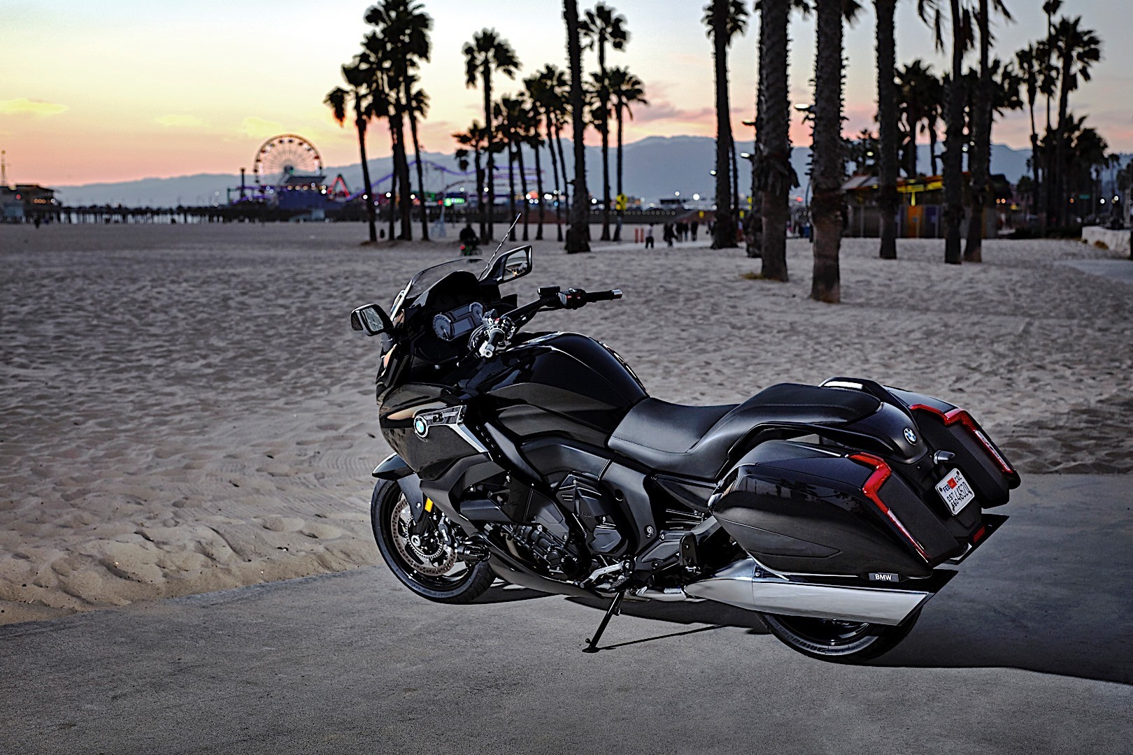 Bmw K 1600 B Debuts On East Coast At Daytona Bike Week