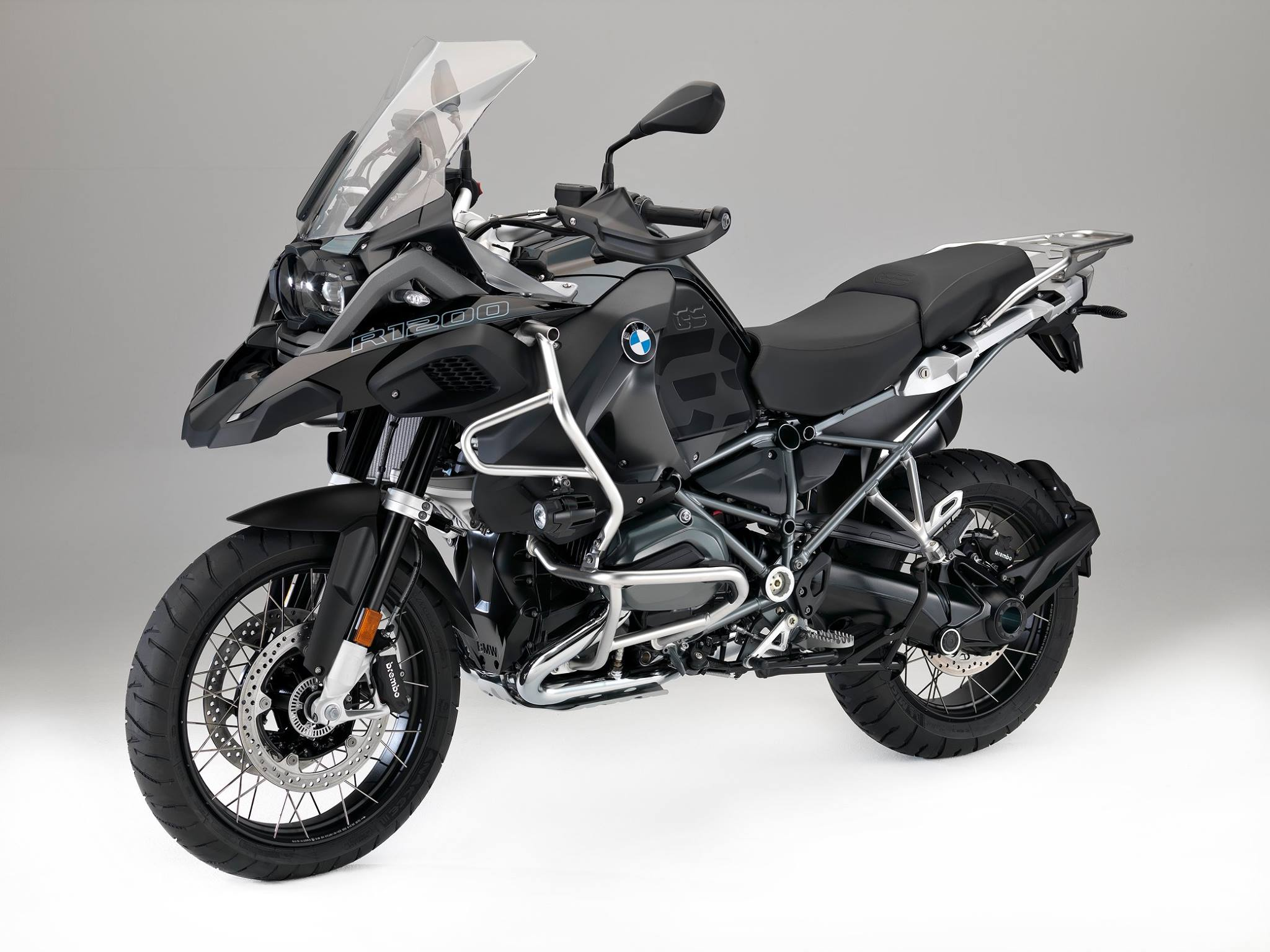 Pics Photos - Tag Bmw R 1200 Gs Adventure Triple Black