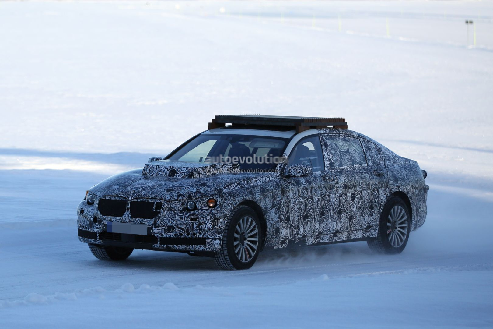 2017 Bmw X7 Mule Spotted Testing For The First Time