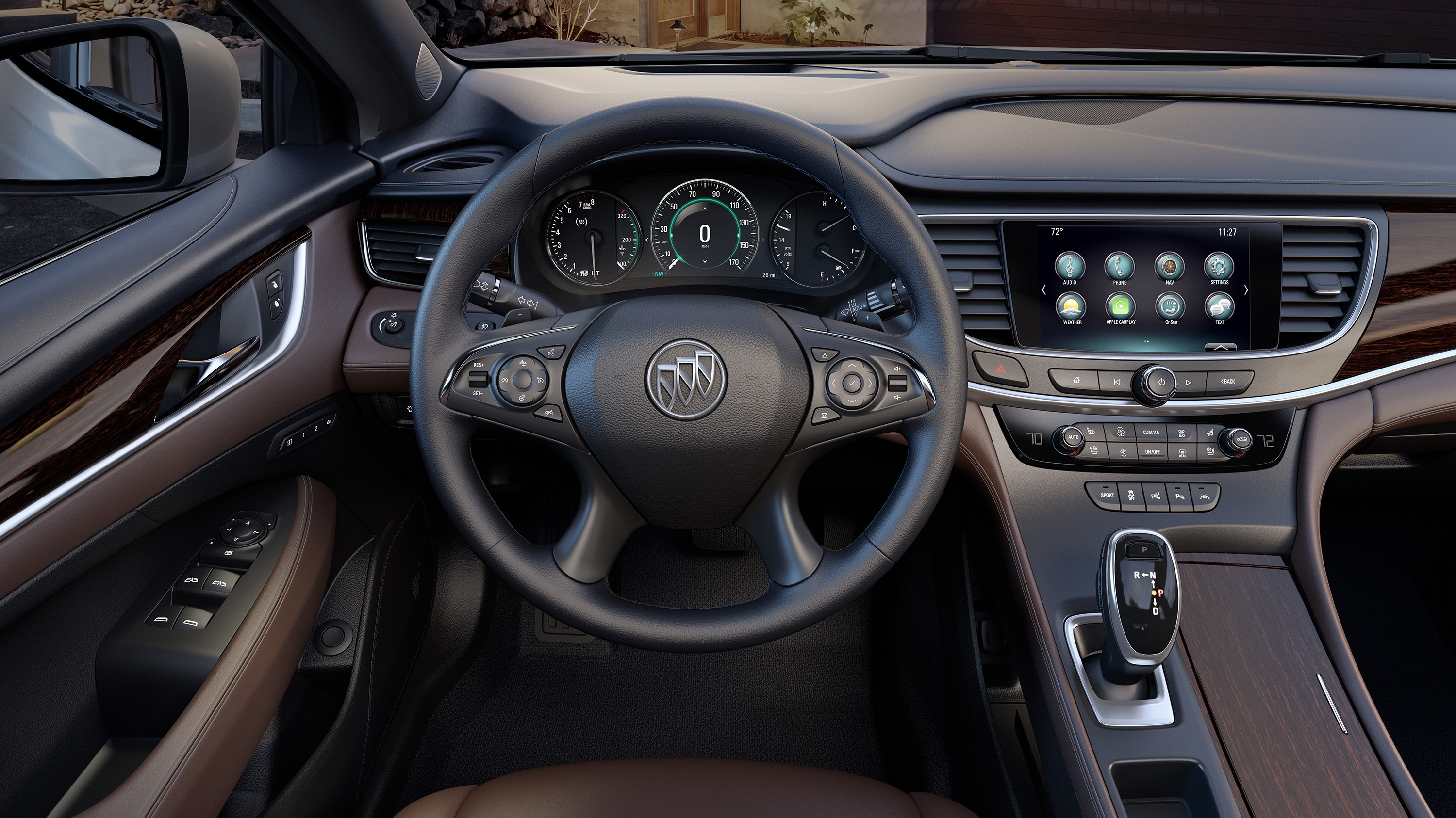 2017 buick lacrosse is dressed to impress at the los angeles auto show autoevolution. Black Bedroom Furniture Sets. Home Design Ideas
