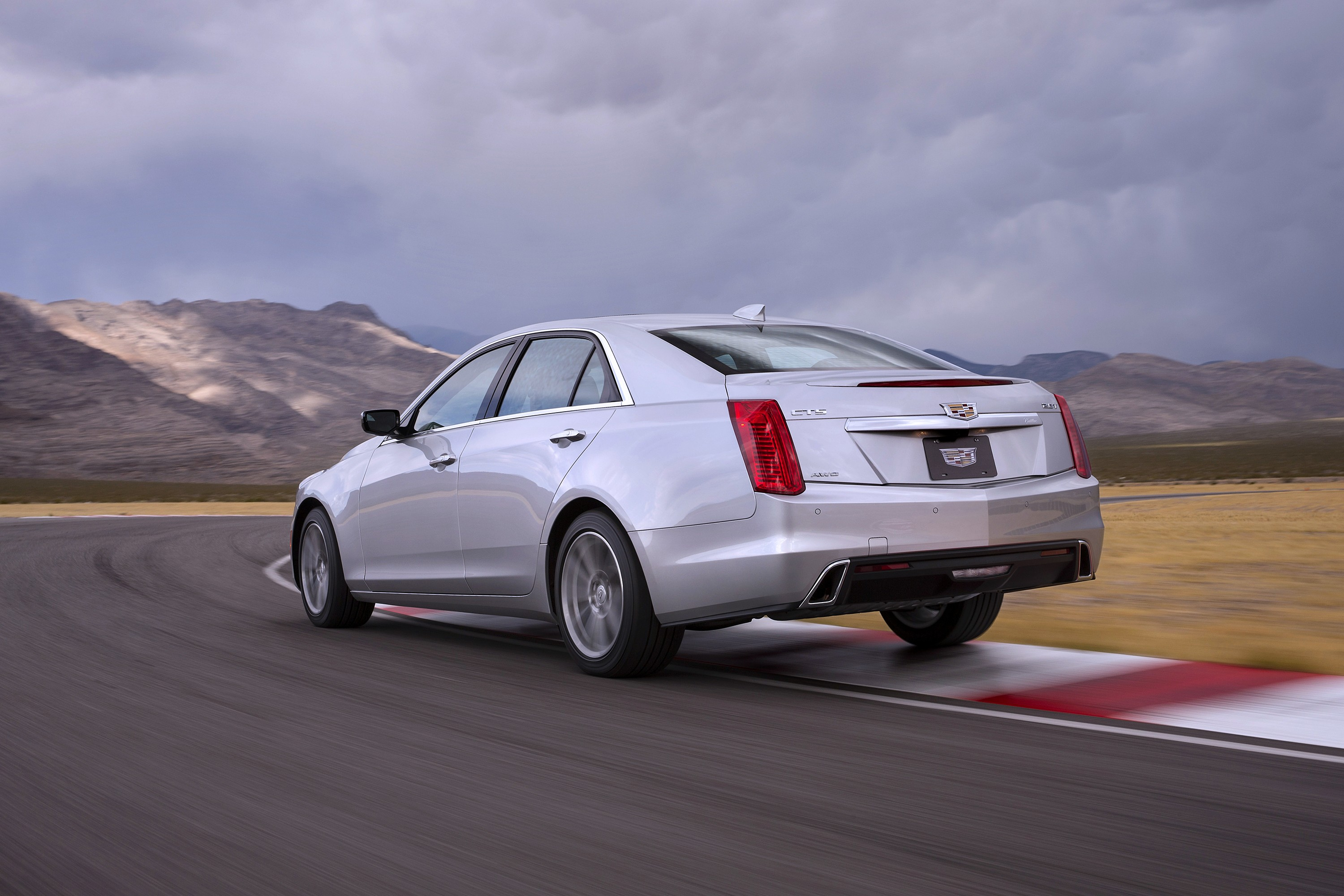 Cadillac Updates ATS and CTS for the 2017 Model Year ...