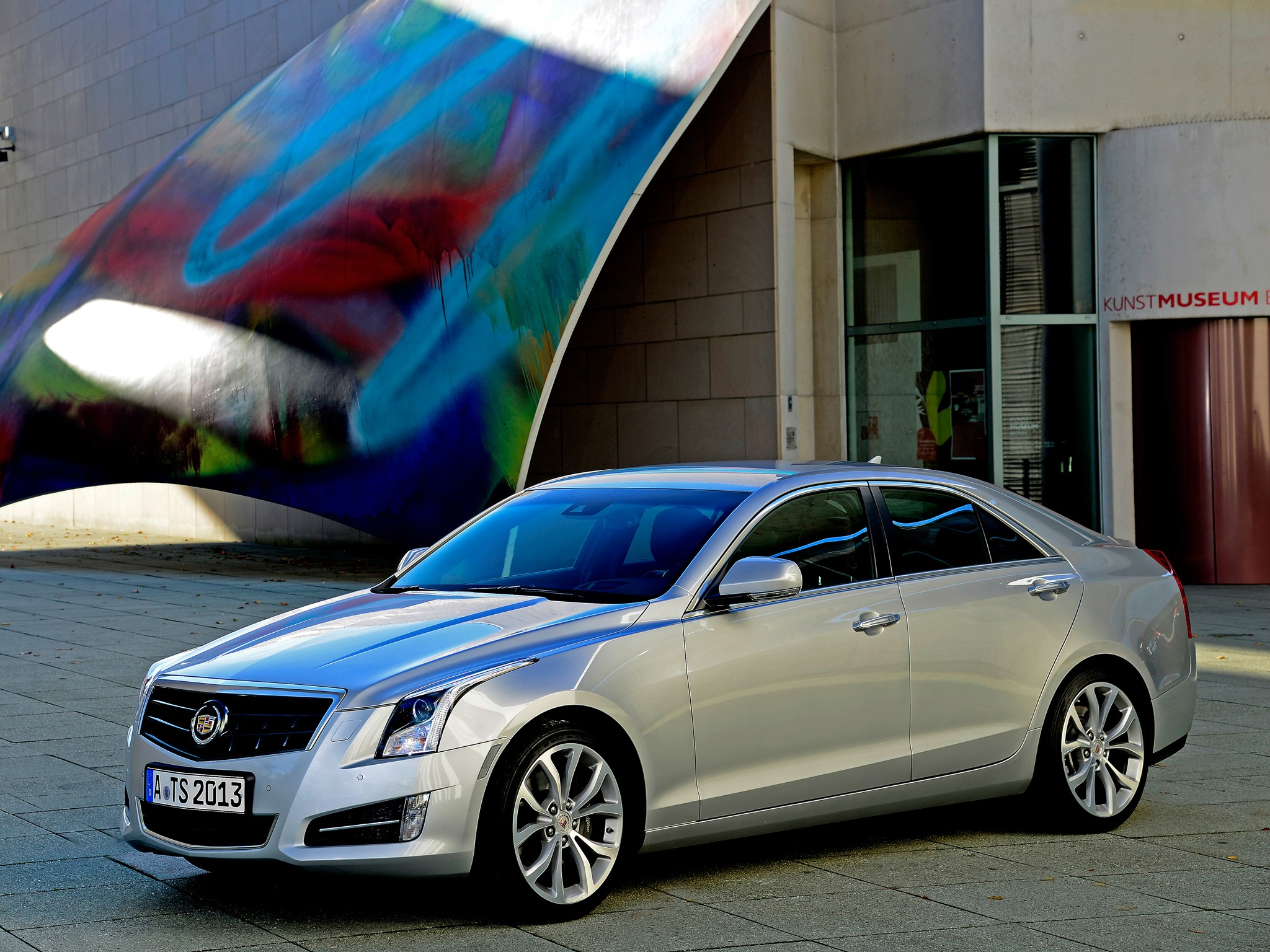 cadillac updates ats and cts for the 2017 model year autoevolution. Black Bedroom Furniture Sets. Home Design Ideas