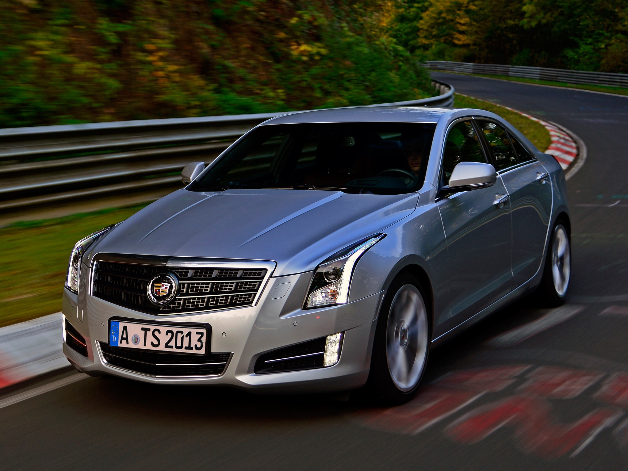 Cadillac Updates Ats And Cts For The 2017 Model Year