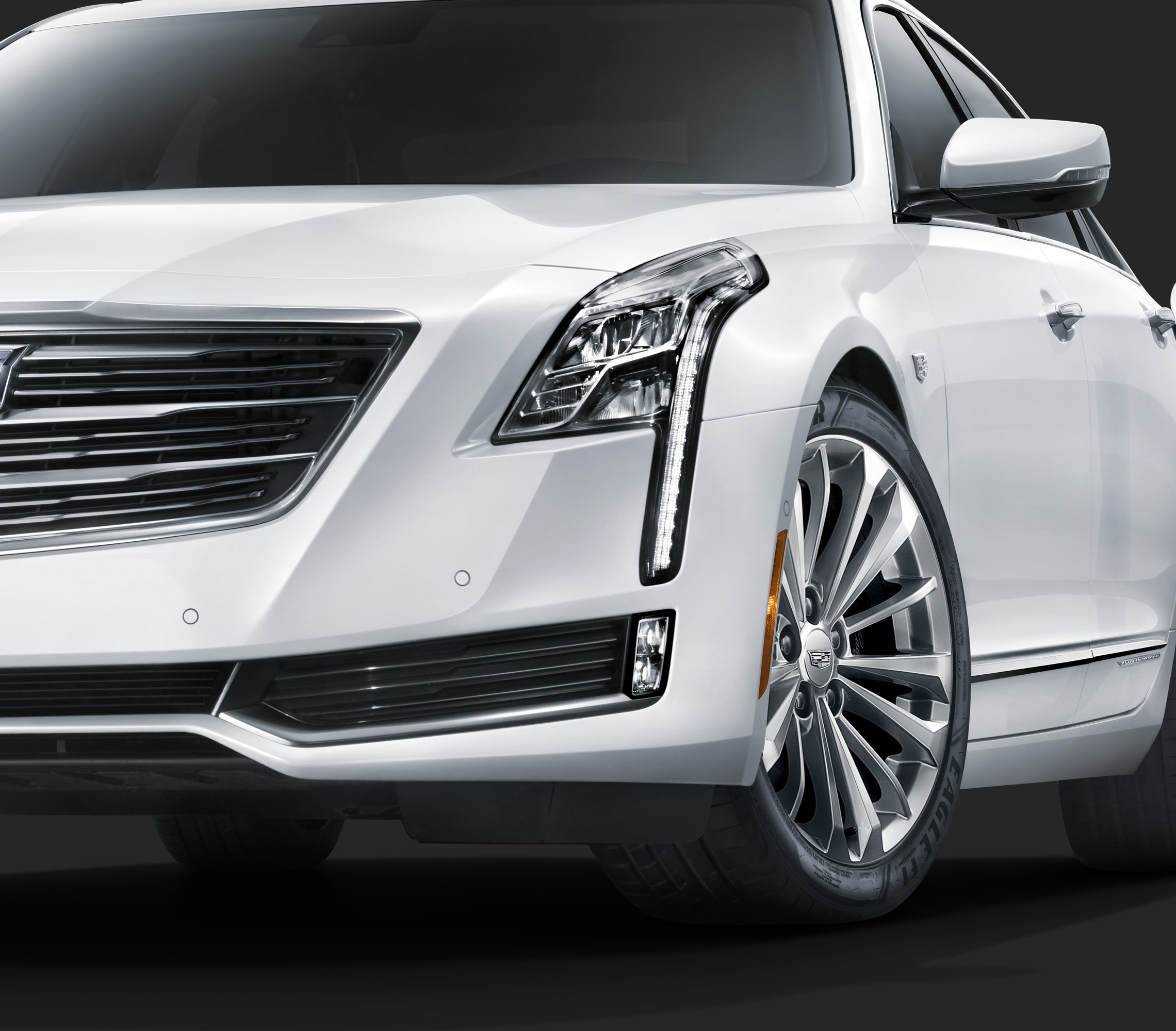 2017 Cadillac CT6 Plug-In Order Guide Reveals Only One