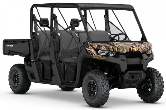 2017 Can-Am Defender MAX Six-Seater Unveiled - autoevolution
