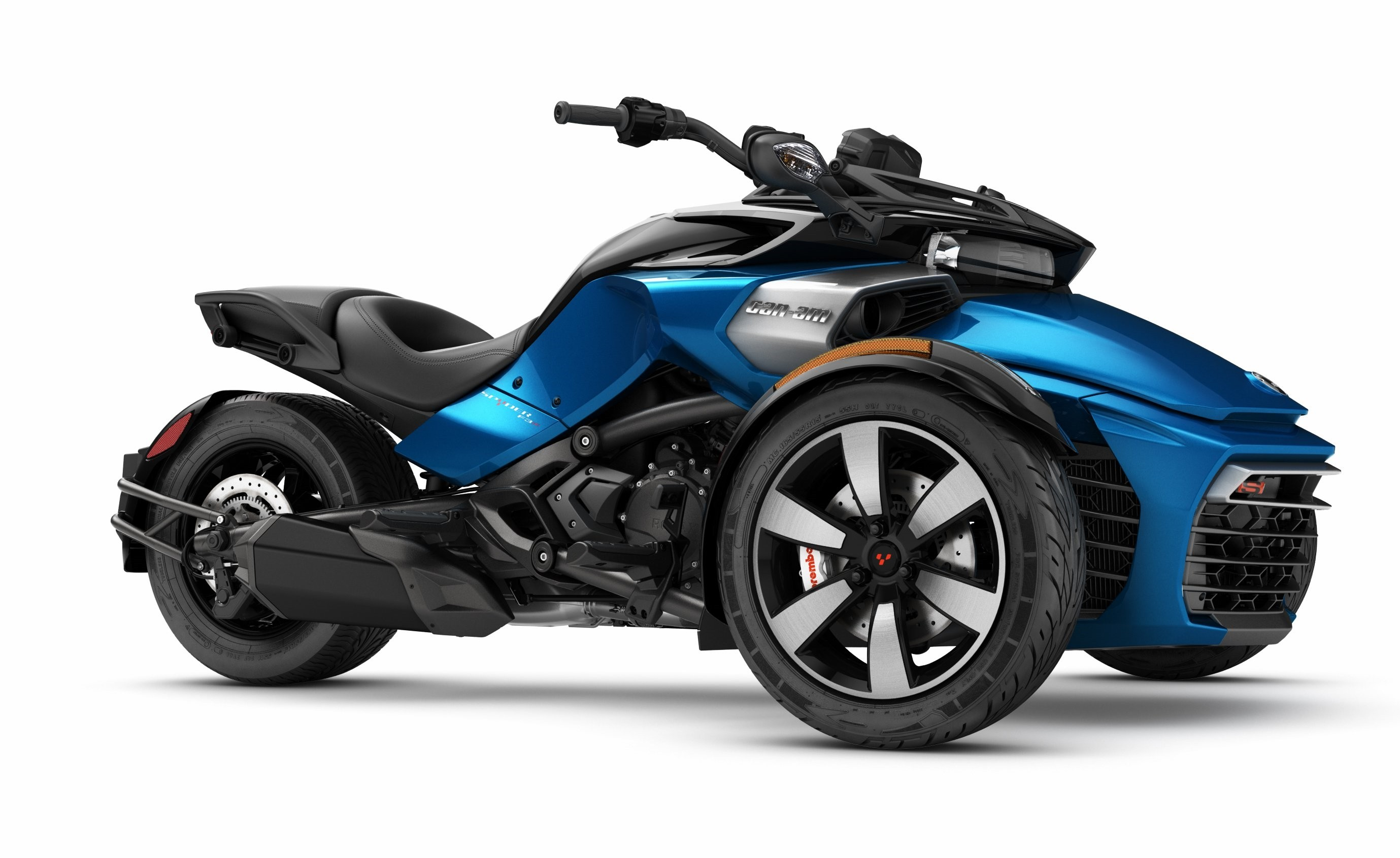 2017 can am spyder f3 s
