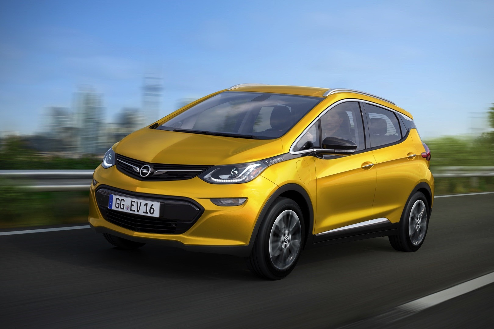 2017 Chevrolet Bolt Order Guide Confirms Lack of Adaptive Cruise ...