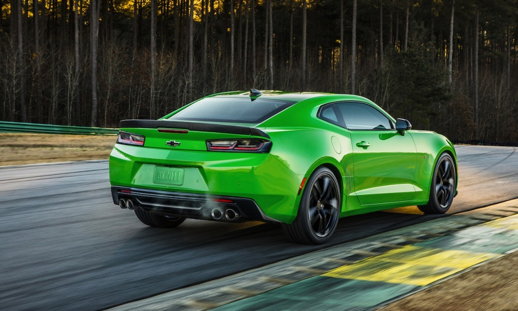 2017 Chevrolet Camaro Lt 2ss Convertible Are Cheaper Than