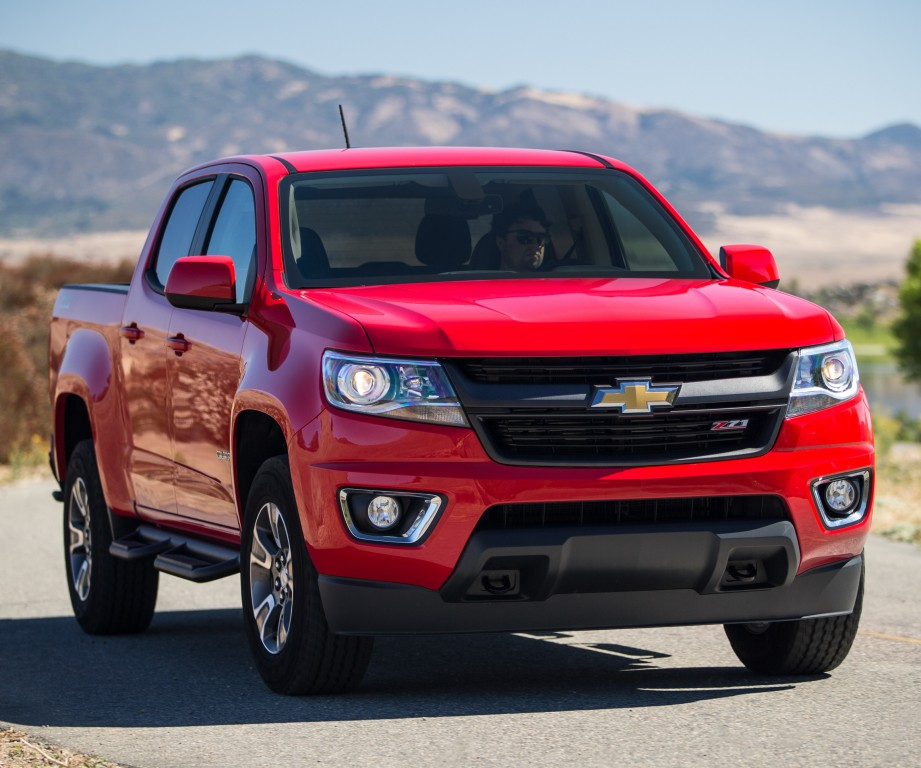 2017 Chevrolet Colorado Gets New V6 Engine 8 Speed