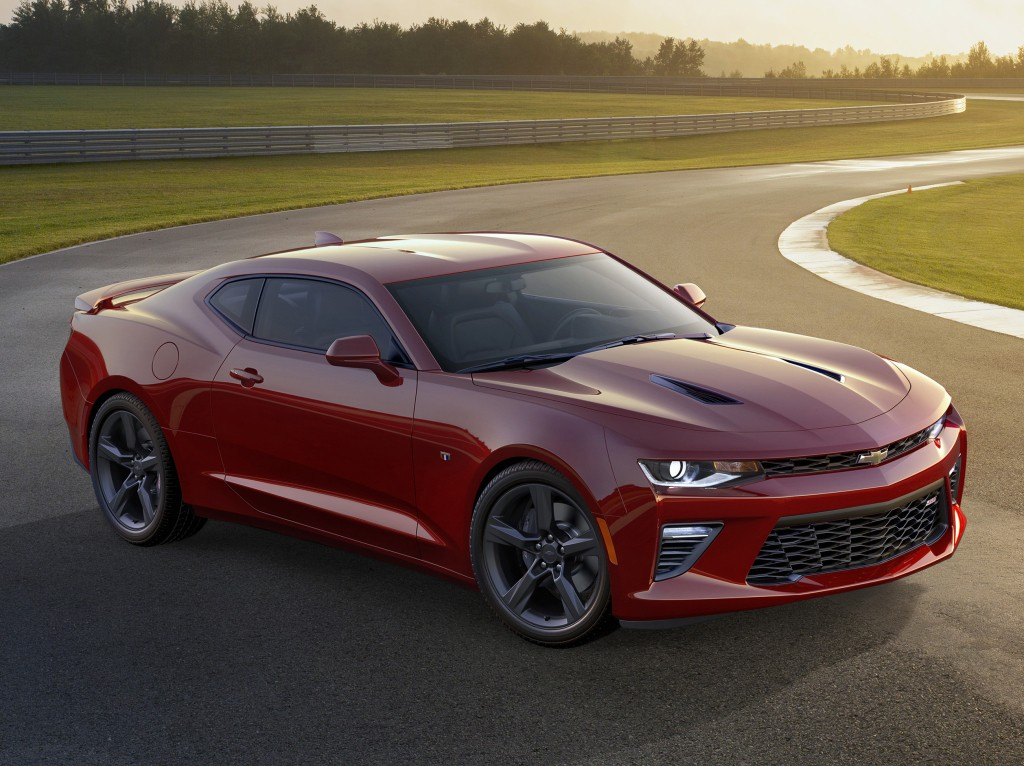 Update Exclusive 2016 Chevrolet Camaro To Pace Indy 500 According