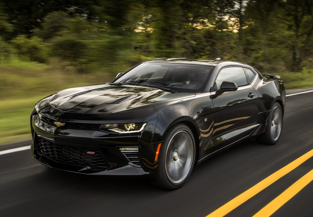 2017 Chevrolet Corvette Amp 2016 Chevrolet Camaro Priced In
