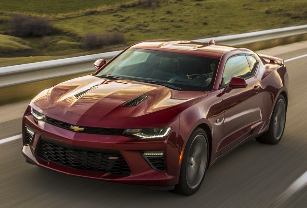 2017 Chevrolet Corvette & 2016 Chevrolet Camaro Priced in Europe - autoevolution