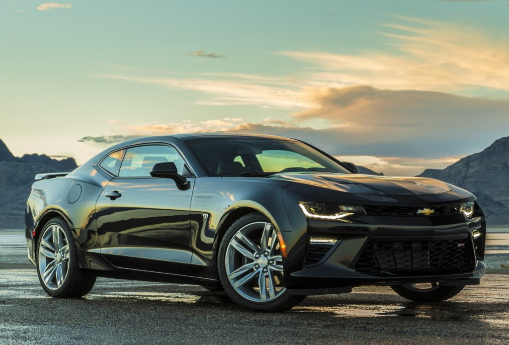 2017 Chevrolet Corvette Amp 2016 Chevrolet Camaro Priced In Europe Autoevolution