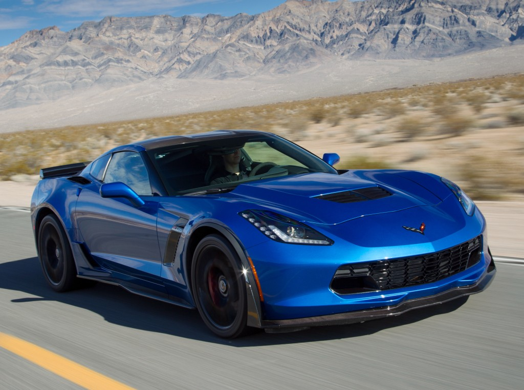 2017 Corvette Zr1 Review