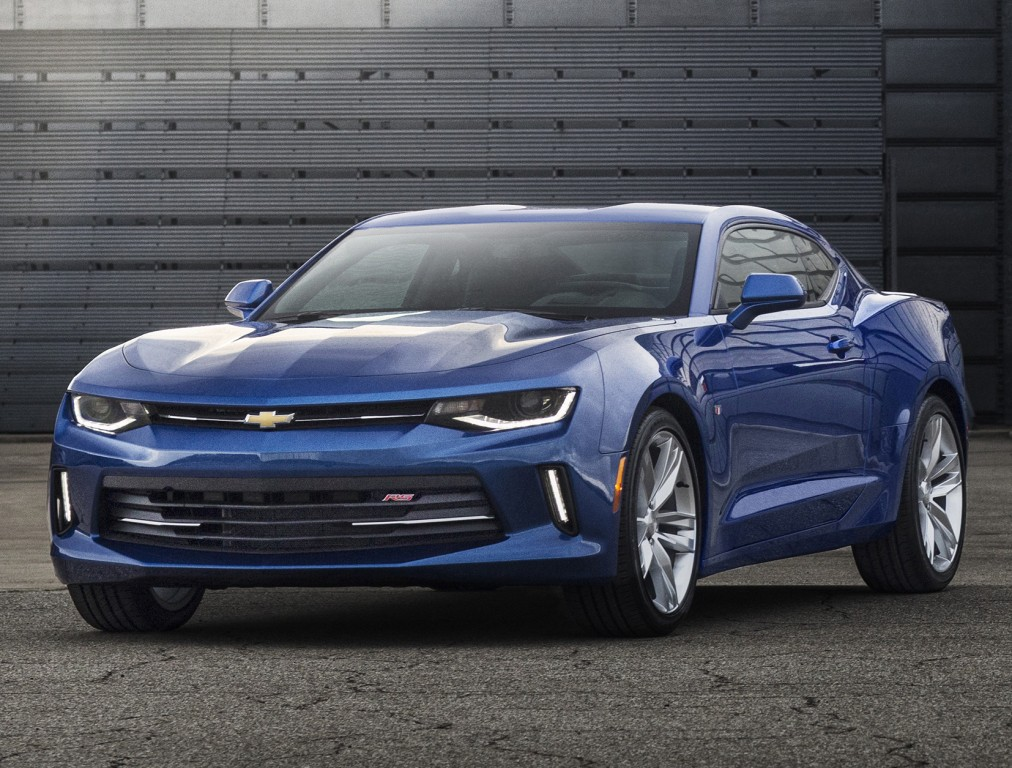 Best Used Sports Cars >> 2017 Chevrolet Corvette & 2016 Chevrolet Camaro Priced in Europe - autoevolution
