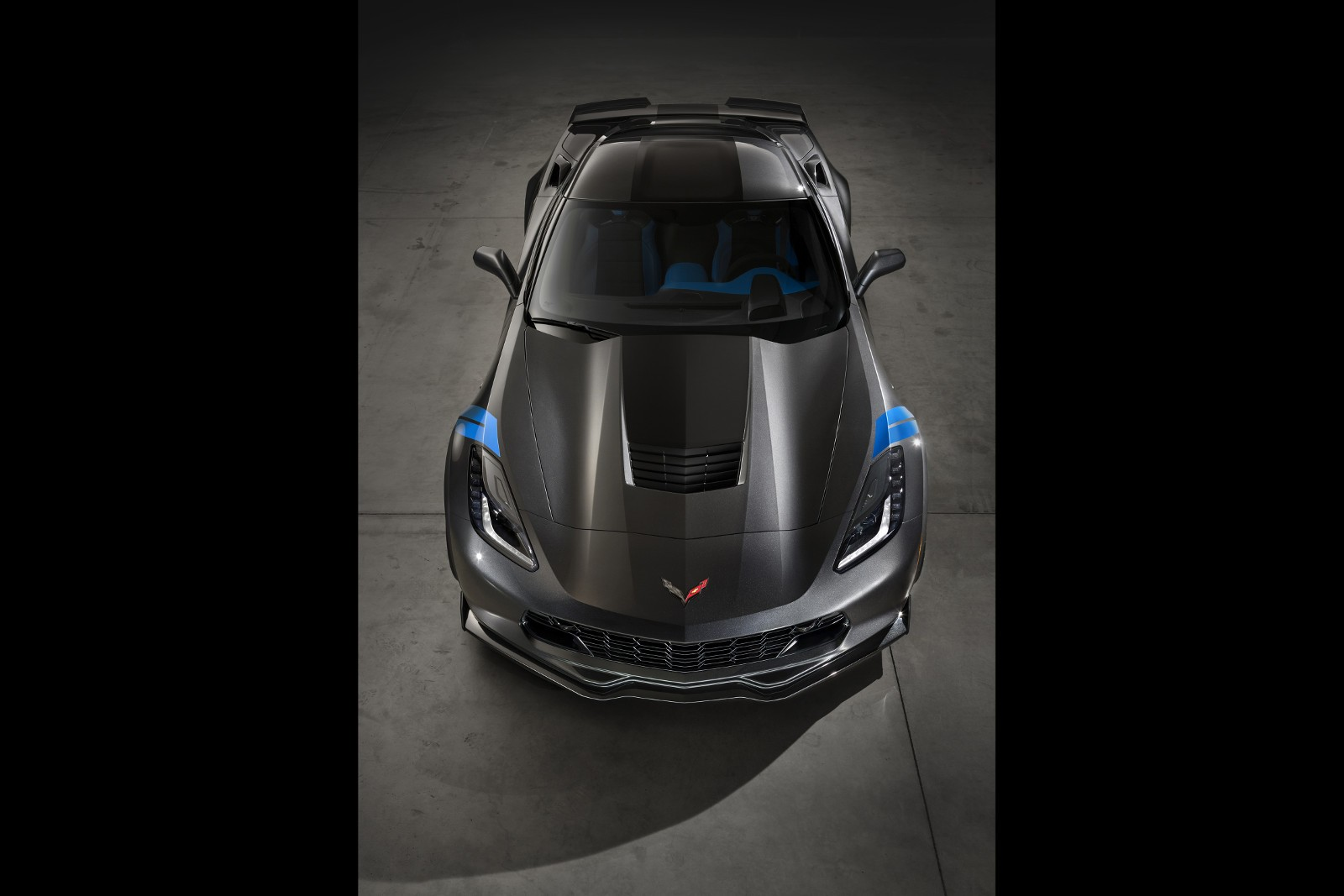 2017 chevrolet corvette grand sport delivers corvette zr1 like lap times autoevolution. Black Bedroom Furniture Sets. Home Design Ideas