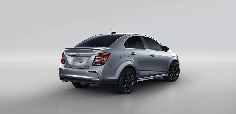 2017 Chevrolet Sonic Reveals Itself Ahead of New York Auto ...