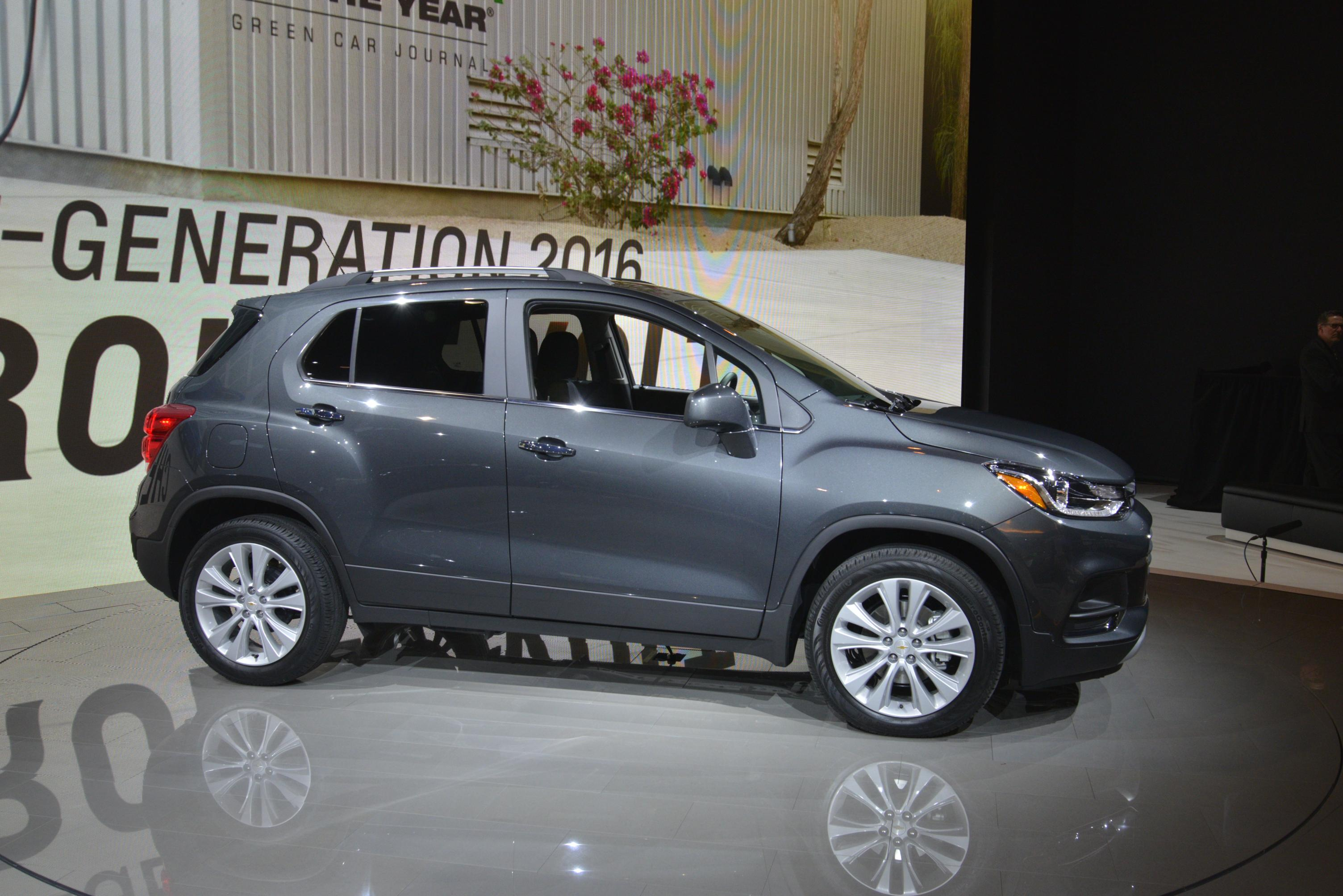 Chevrolet Trax Stops Being Ugly In Chicago on Chevrolet 5 3 Engine Diagram