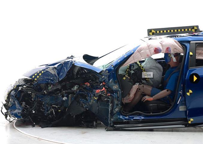 IIHS Crash Tests: Behind the Scenes - autoevolution