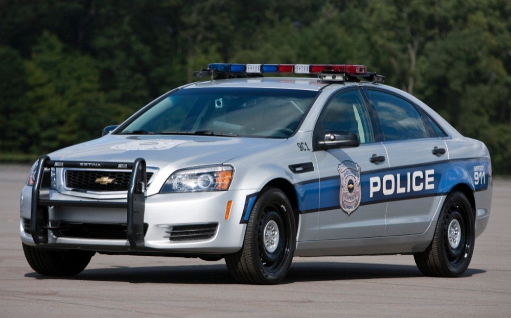 Chevrolet caprice police patrol vehicle updated for 2017 my autoevolution