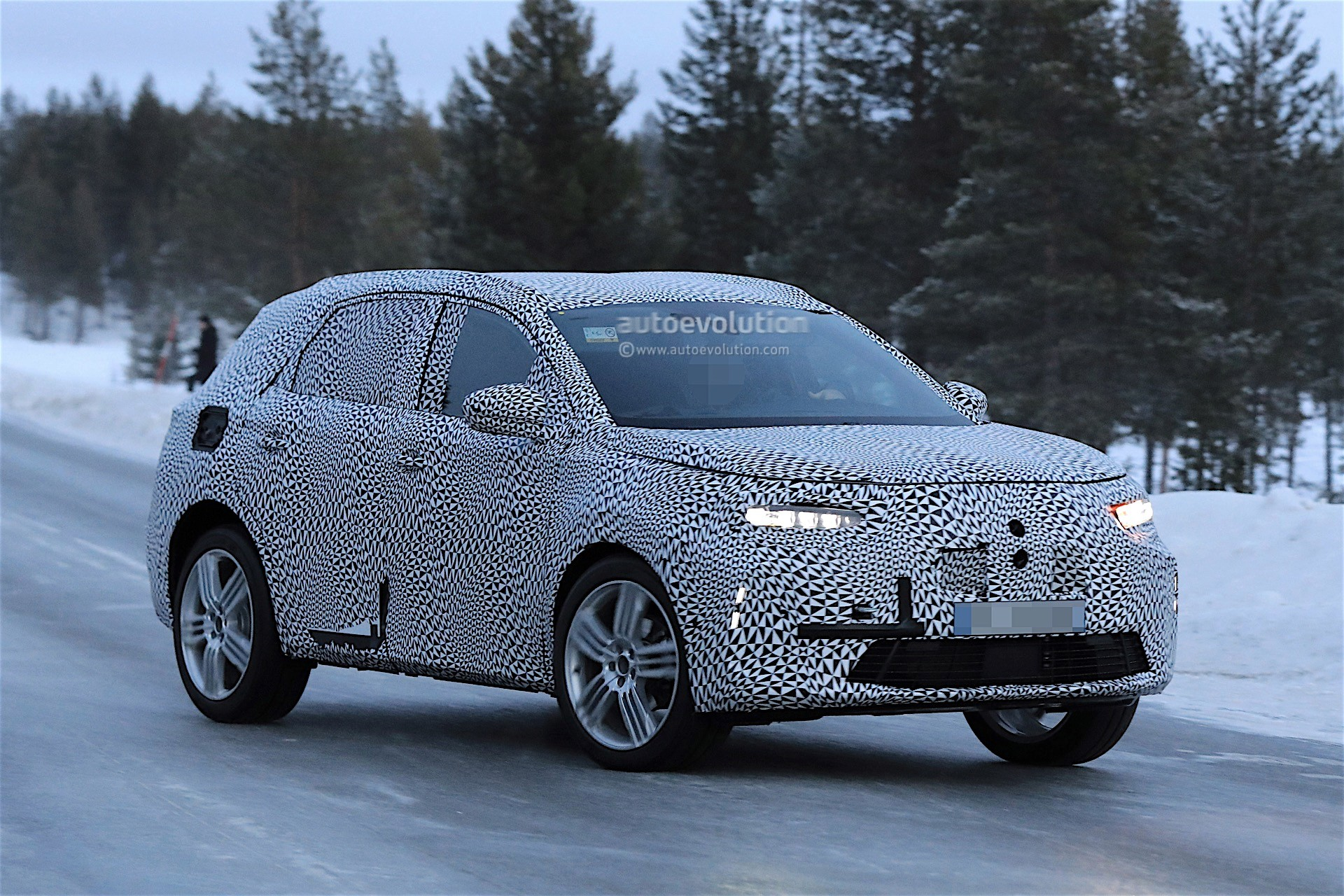 2017 DS7 Goes Through Final Testing Round Before European ...