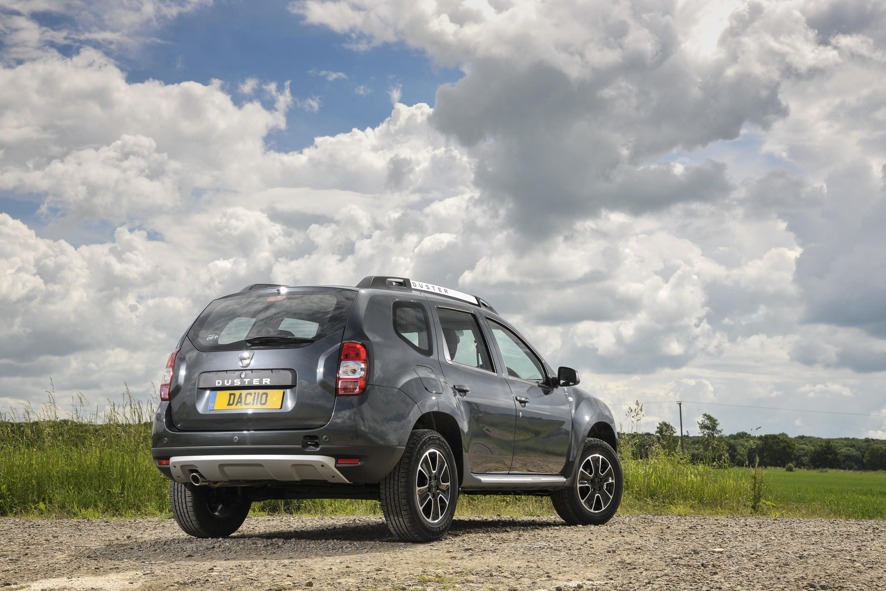 2017 dacia duster to debut at 2016 goodwood festival of. Black Bedroom Furniture Sets. Home Design Ideas