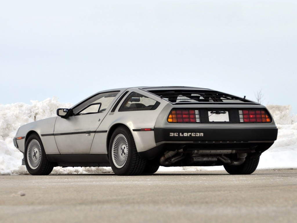 2017 Delorean Dmc 12 Pre Orders Are Go Autoevolution