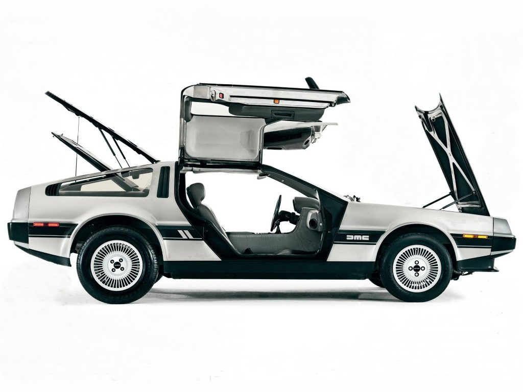 2017 delorean dmc 12 pre orders are go autoevolution for Monteur de stand