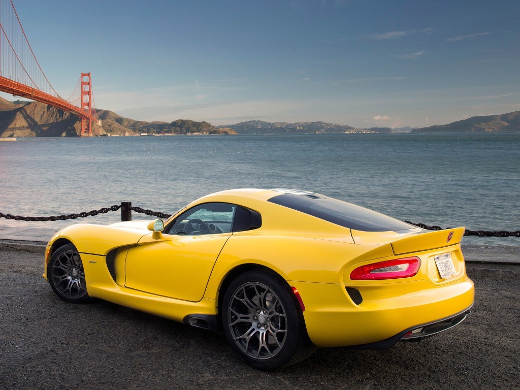 2017 Dodge Viper Is Sold Out Autoevolution