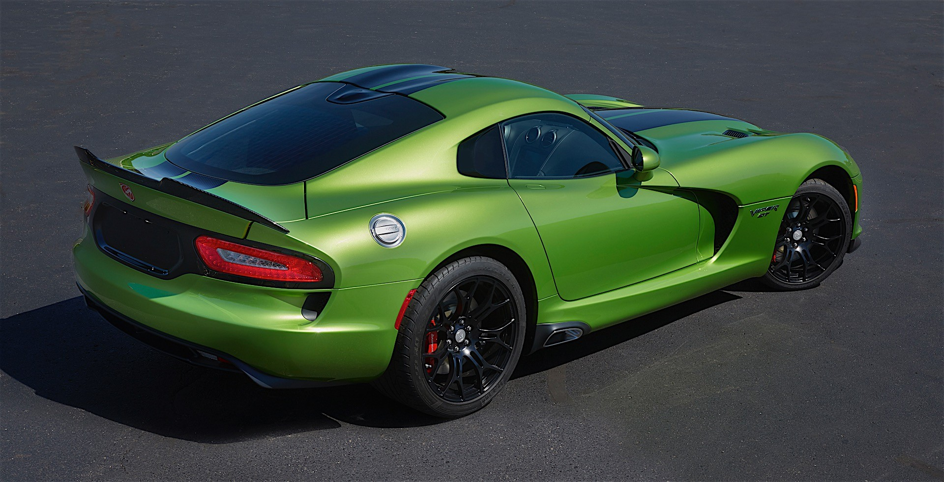 2017 Dodge Viper Priced The Same As 2016 Model, Starts At ...
