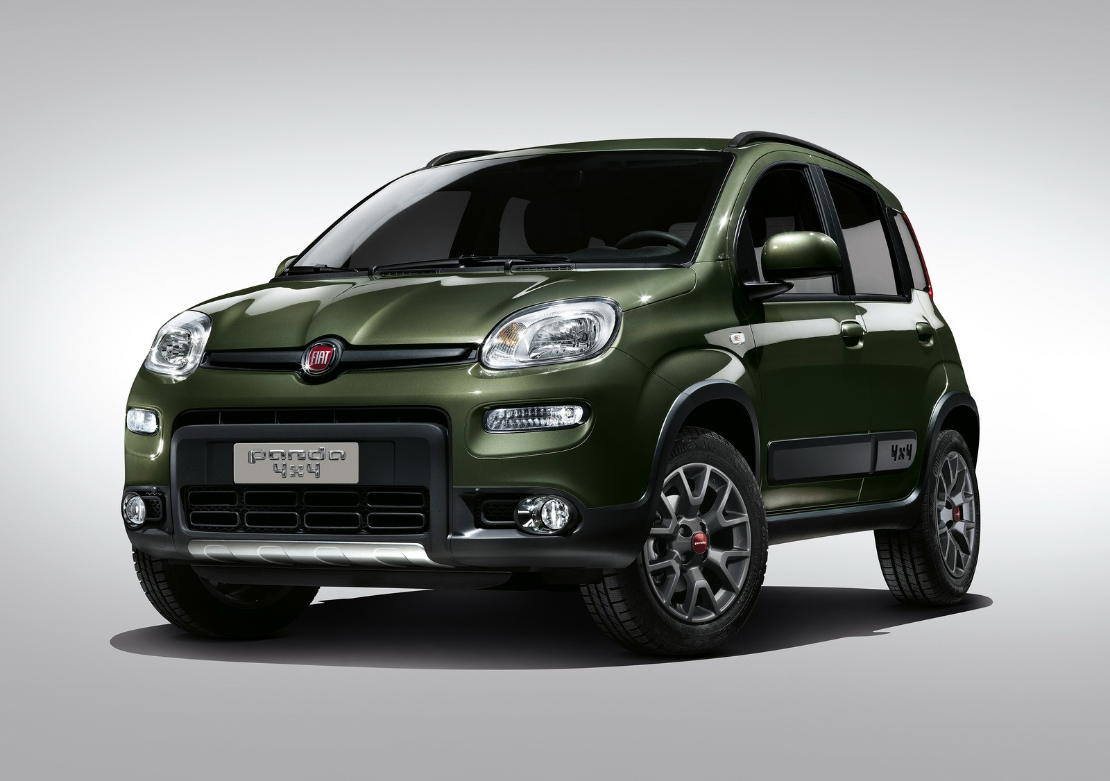 2017 fiat panda gets small updates and uconnect autoevolution. Black Bedroom Furniture Sets. Home Design Ideas