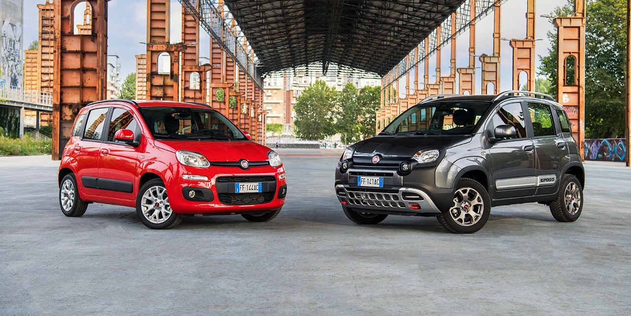 Uconnect Access App >> 2017 Fiat Panda Gets Small Updates and Uconnect - autoevolution